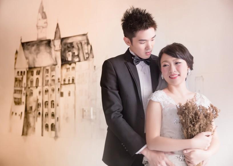 高雄婚紗攝影工作室