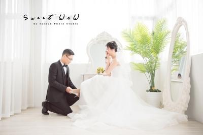 高雄婚紗攝影拍出結婚心情故事