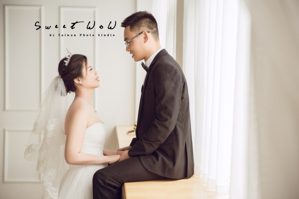 高雄婚紗攝影 拍出結婚愛情故事